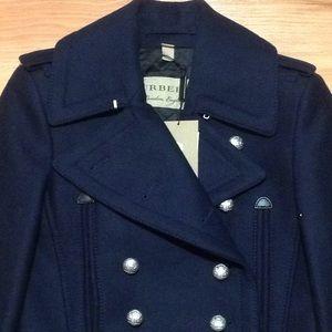 """Burberry """"Milbridgen"""" military coat"""